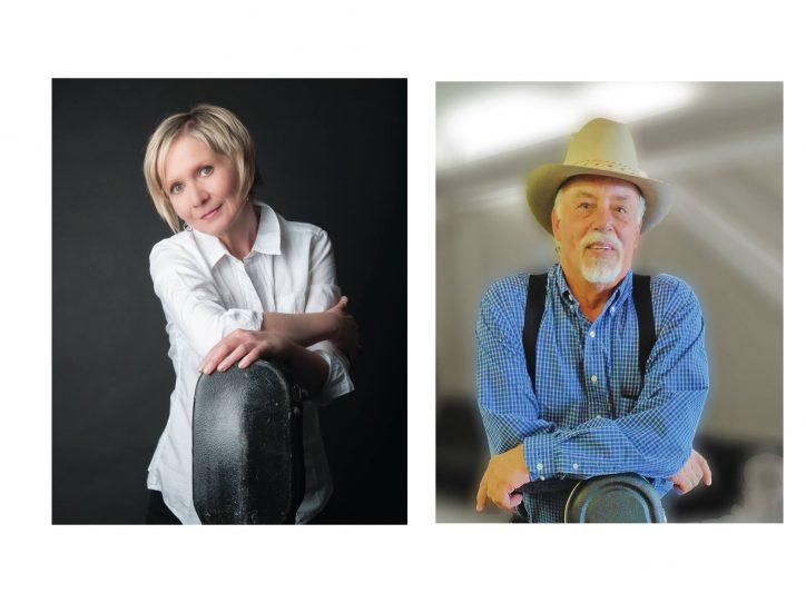 Cindy Church & Nathan Tinkham