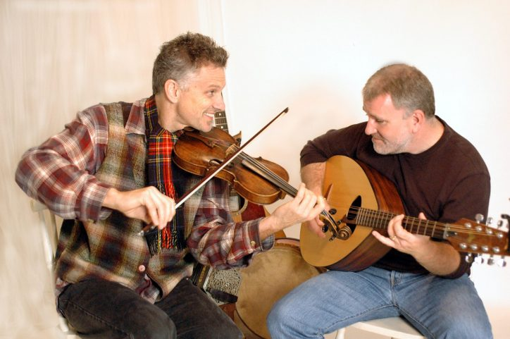 Calvin Cairns & Paul O'Brien – Deep Cove Folk Music Society