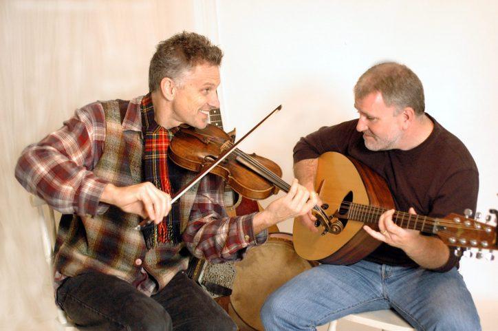 Calvin Cairns & Paul O'Brien