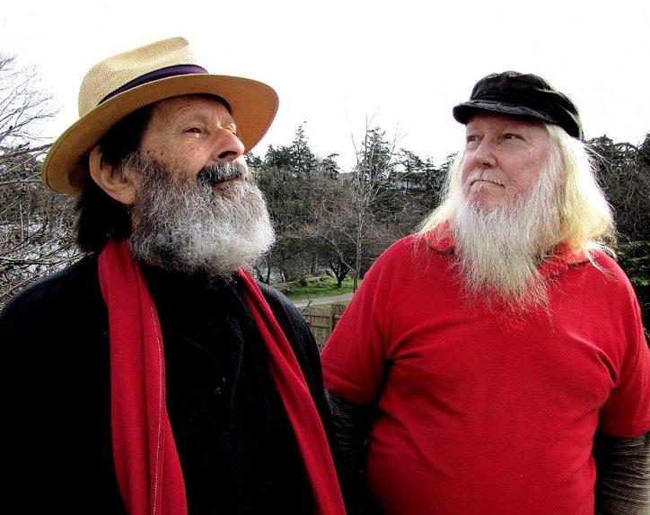 Paddy Hernon and Rick Van Krugel