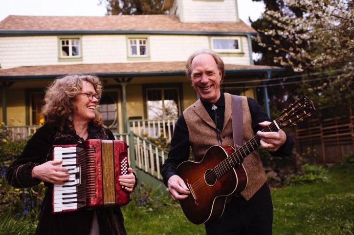 Susan Ellenton and Robert Anderson